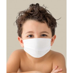 KIT 2 Protective Masks washable made of TNT for Kids