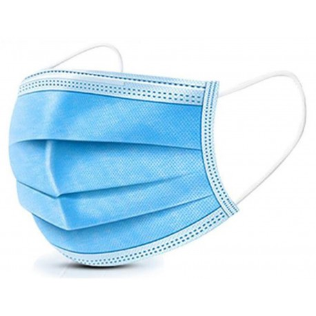 KIT 2 pcs Protective washable Masks for Adult made of TNT